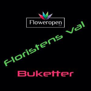 Floristens Val - Buketter